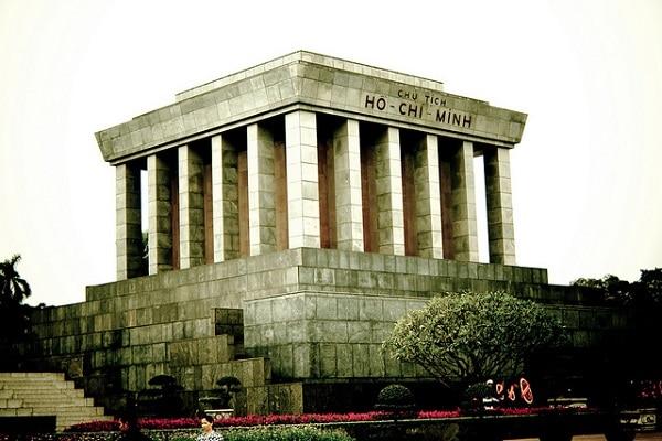 Mausolée de Hô Chi Minh Hanoi