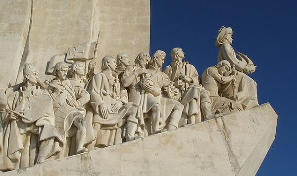 Monument aux Découvertes, Lisbonne