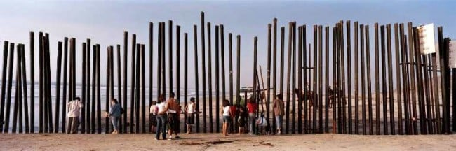 Mur Mexique