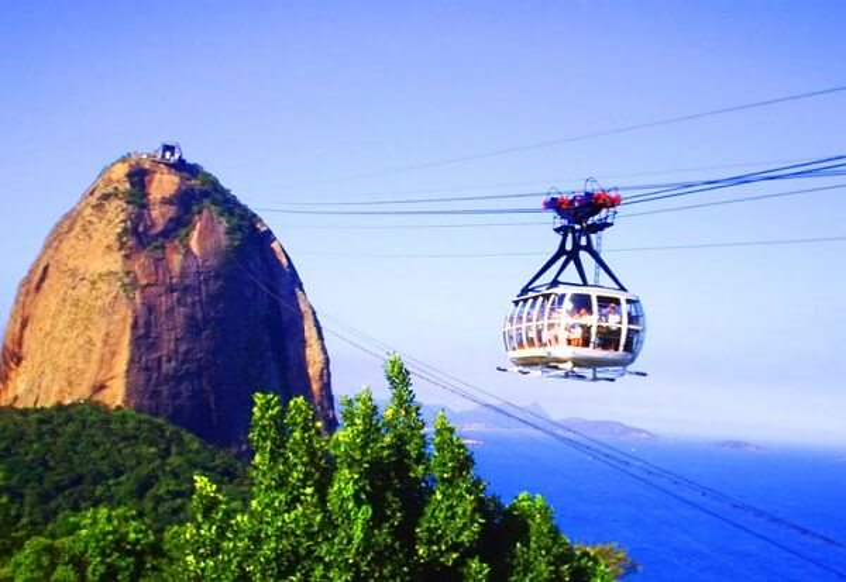 Visiter le Pain de Sucre à Rio
