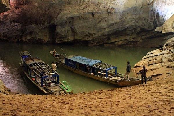 Parc National Phong Nha-Ke Bang Hué Vietnam