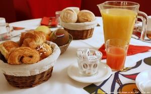 Petit déjeuner francais