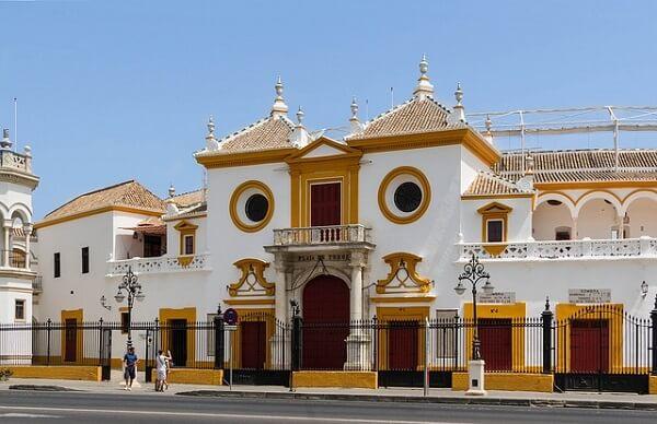 Plaza de Toros de la Maestranza - Arènes de Séville