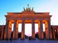 Porte de Brandebourg, Berlin, Allemagne