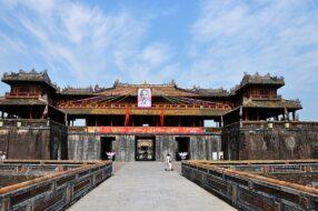 Porte Ngo Mon Hue Vietnam
