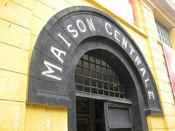 prison Hoa Lo Hanoi - Hanoi Hilton
