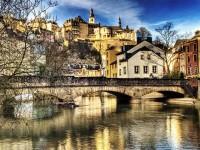 Quartier Le Grund Luxembourg