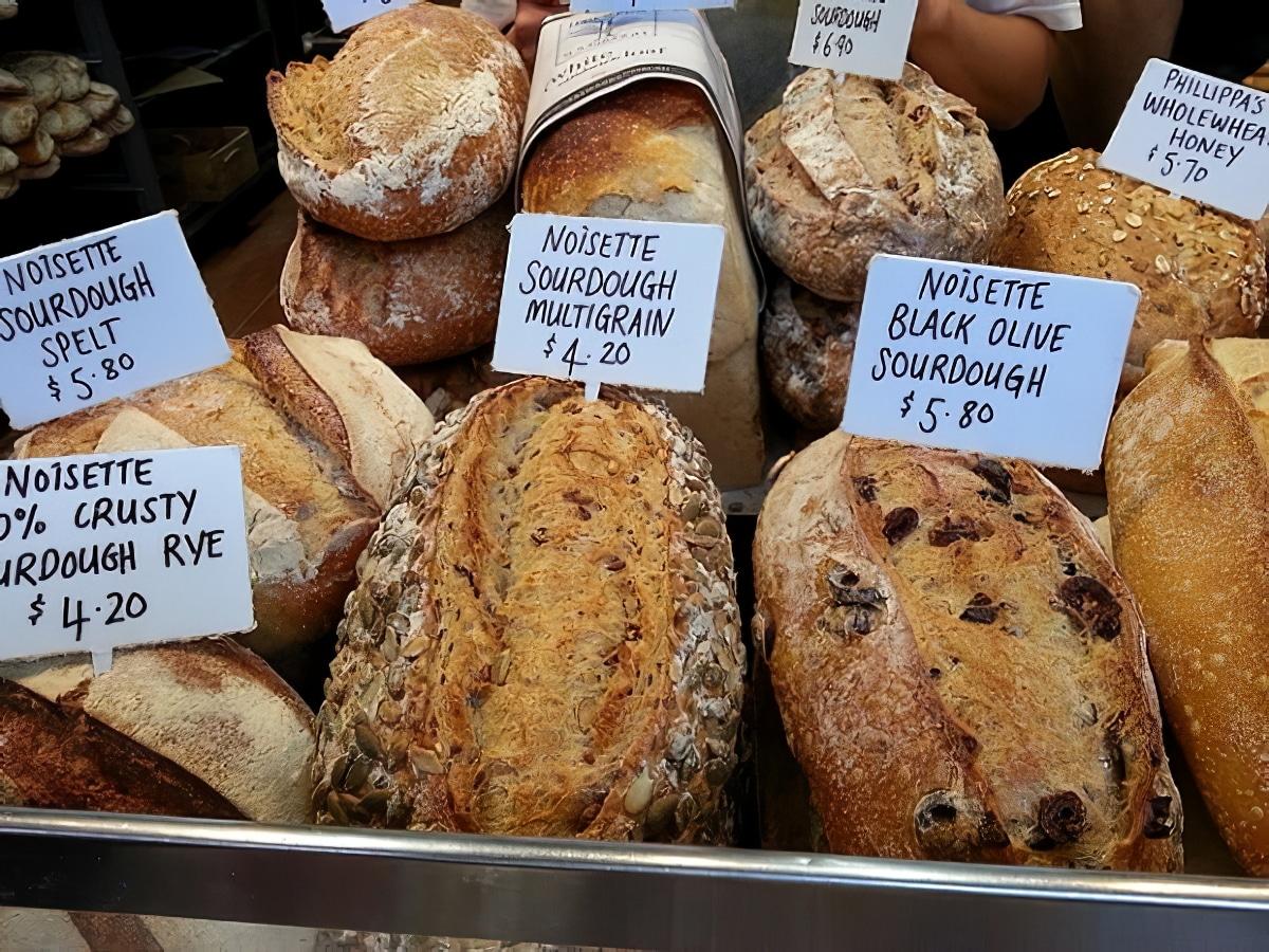 Visite du Queen Victoria Market à Melbourne