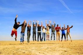 Rencontrer des gens en voyage anglais