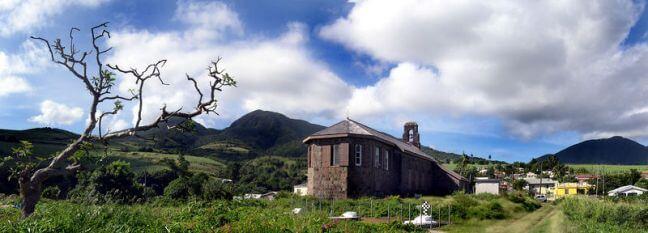 Saint Christophe et Nieves