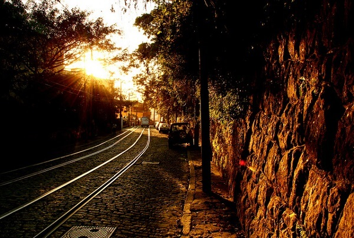 Le quartier Santa Teresa à Rio