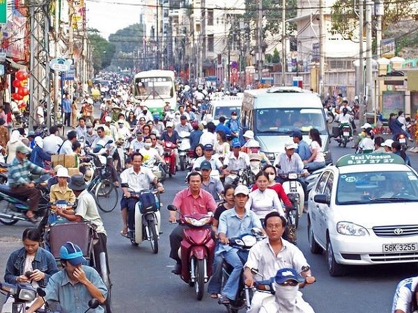 Scooter Saigon
