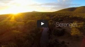 Serengeti Drone