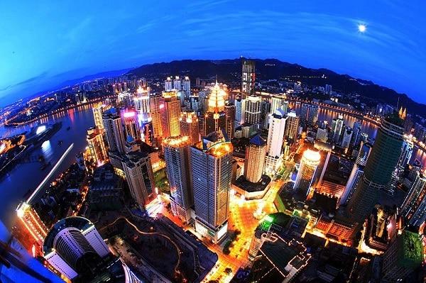 Skyline Chongqing