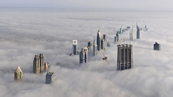 Skyline Dubaï