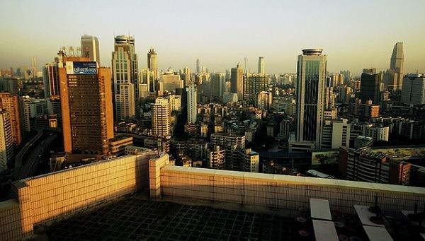 Skyline Guangzhou