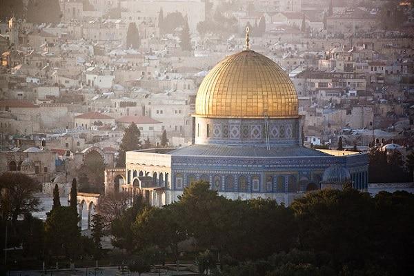 Skyline Jérusalem