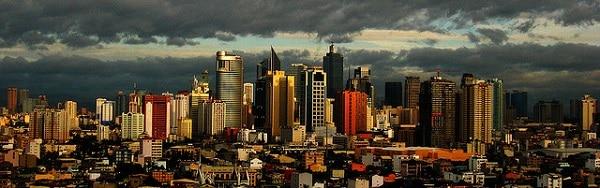 Skyline Manille