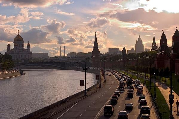 Skyline Moscou