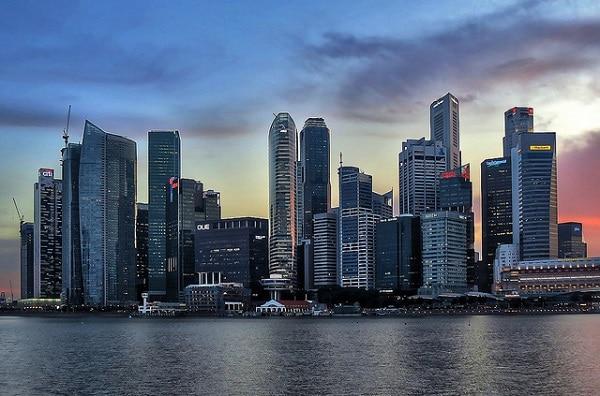 Skyline Singapour
