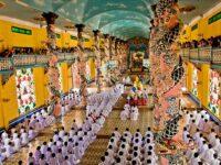 Temple Cao Dai Tay Ninh