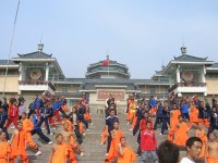Song Shan et le Temple Shaolin, Henan, Chine