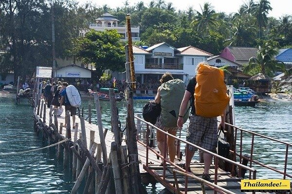 Thailande sac à dos Thailandee