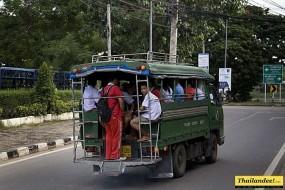 Thailande transport Thailandee