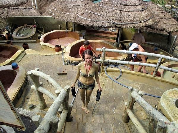 Thap Ba Nha Trang bains de boue