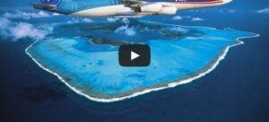 Vie Avion Air Tahiti