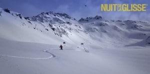 Wingsuit skieurs