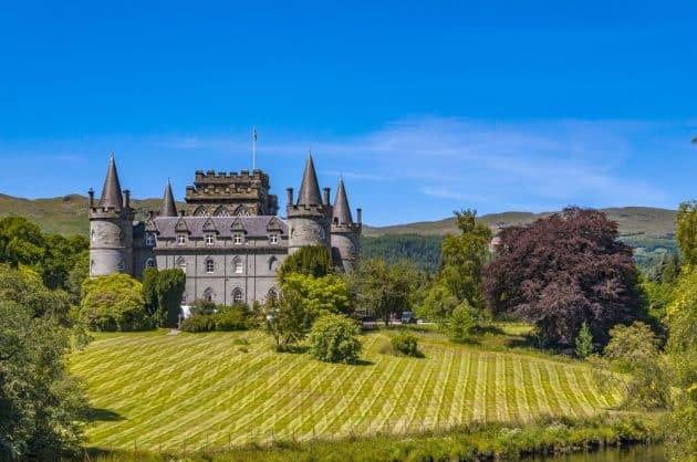 Visiter le château d'Inveraray : billets, tarifs, horaires