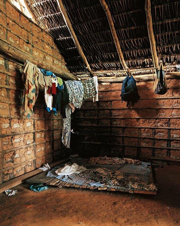 Ahkohxet Amazonas Chambre