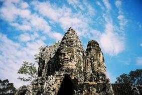 Angkor Thom Cambodge