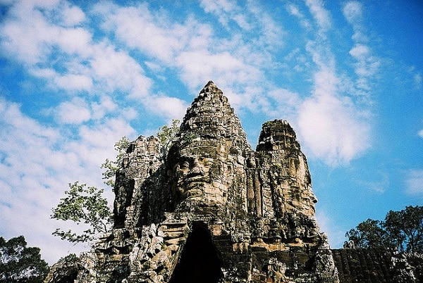 Visitez les temples d'Angkor avec Google Street View