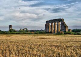 Aqueduc Via Appia Antica Rome