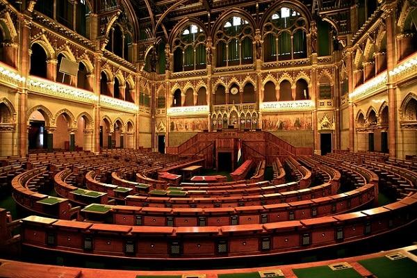Assemblée Parlement Hongrois Budapest