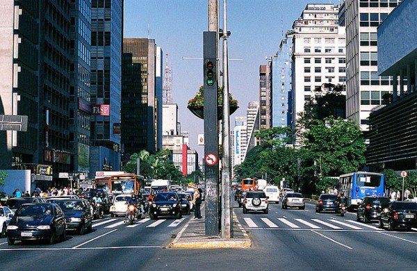 Avenida Paulista Sao Paulo