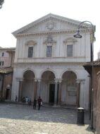 Basilique Catacombe Saint Sébastien Rome