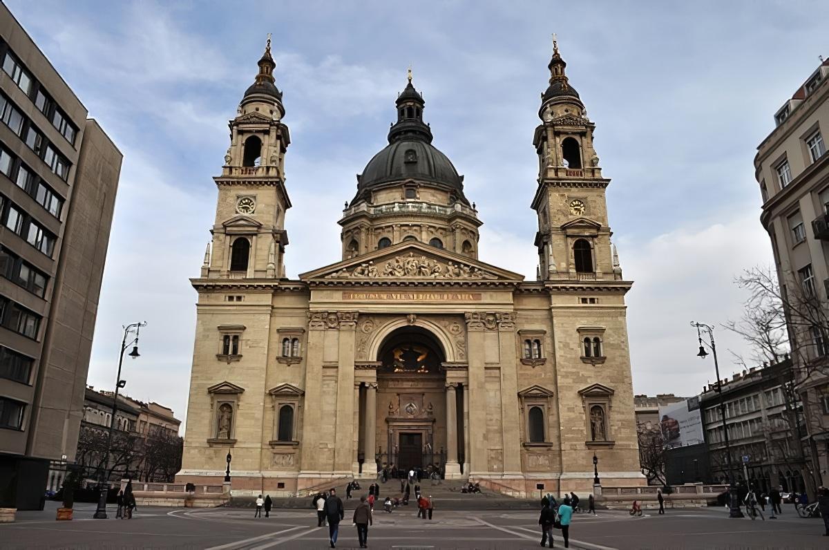 Basilique Saint-Etienne Budapest