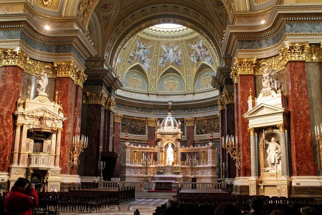 Basilique Saint-Etienne, Budapest
