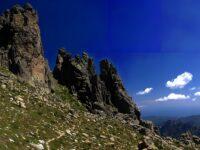 Les aiguilles de Bavella, GR20, Corse