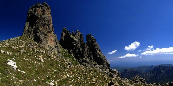 Randonnée sur le mythique GR20 en Corse