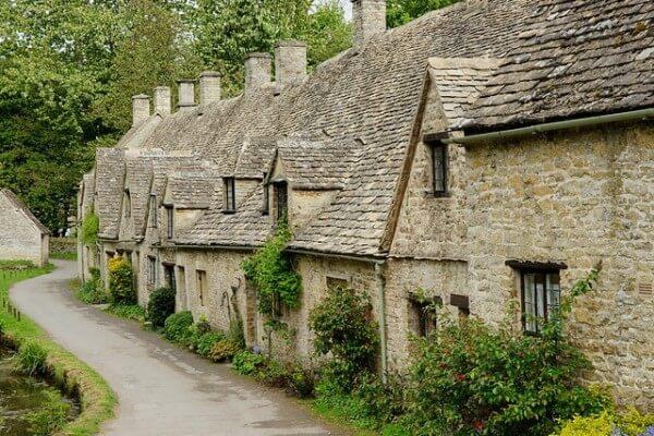 Bibury Angleterre