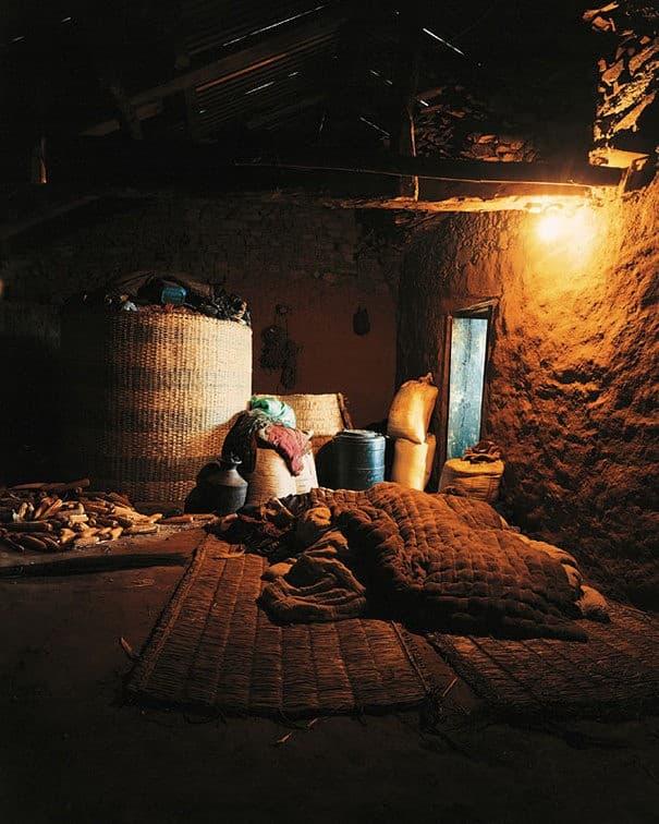 Bikram Melamchi chambre