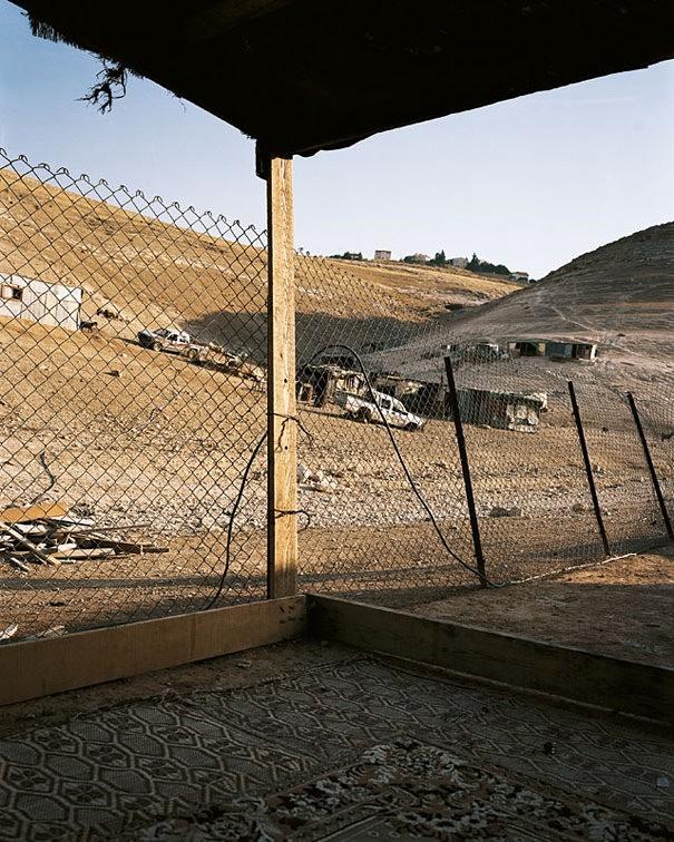 Bilal Cisjordanie chambre
