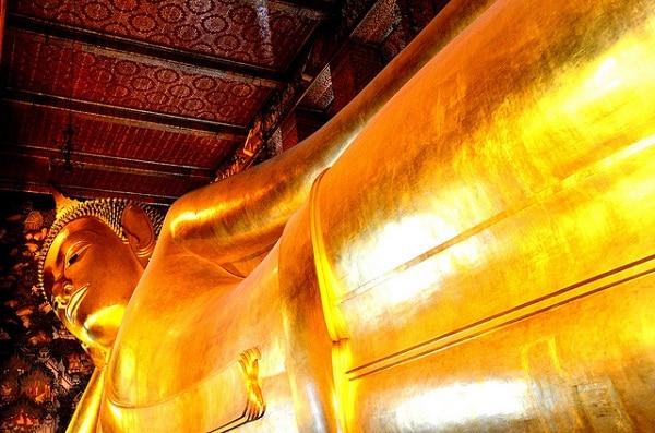 Bouddha couché Wat Pho