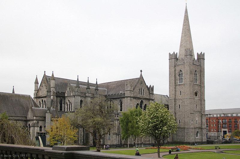 Cathédrale Saint-Patrick, Dublin