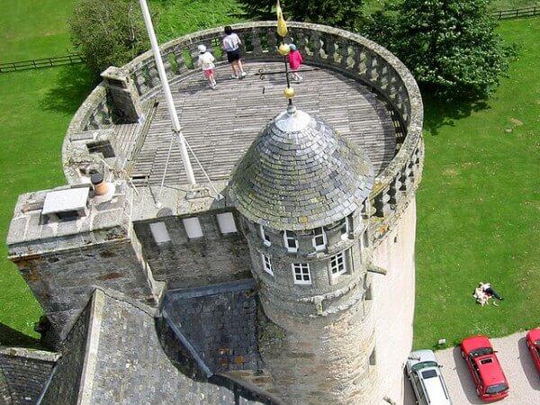 Château de Fraser, Ecosse