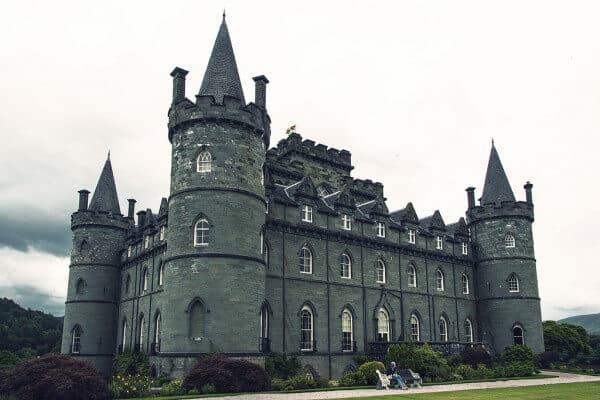 11 châteaux à voir en Écosse